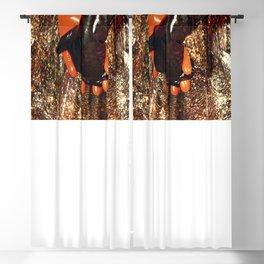 Vintage Blackout Curtain