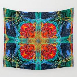 Mandala #5 Wall Tapestry