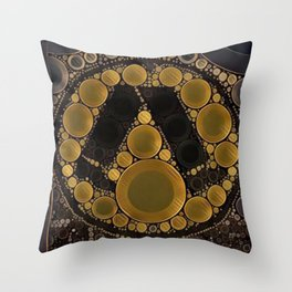 Pedestrian Crossing (2016) Throw Pillow