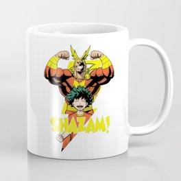 my hero academia Coffee Mug