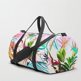 rainbow forest Duffle Bag