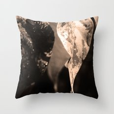 Droplet Throw Pillow