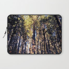 in the forest Laptop Sleeve