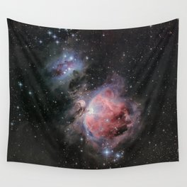 Orion Nebula #2 Wall Tapestry