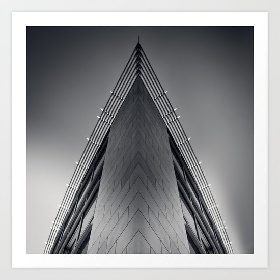 triAngle Art Print