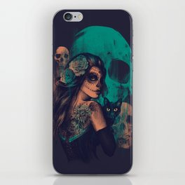 UNTIL THE VERY END iPhone Skin