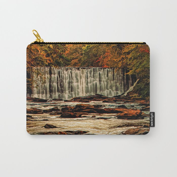 October Falls Carry-All Pouch