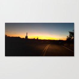 Arizona Holiday Canvas Print