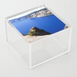 Crater Lake Acrylic Box