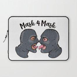Mask 4 Mask - version 3 Laptop Sleeve