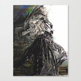 Hellish Noseybonk Canvas Print
