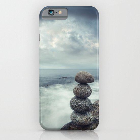 Maintain the Balance iPhone & iPod Case