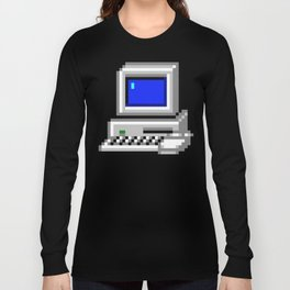 Vintage Computer Systems Long Sleeve T-shirt