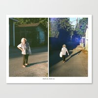 thank you Canvas Prints featuring THANK YOU, THANK YOU. by Ryan Clarke