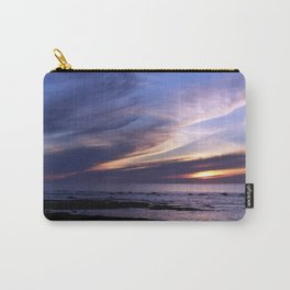 Feathered Clouds at Sunset Carry-All Pouch