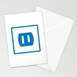 EG Electric Outlet Stationery Cards