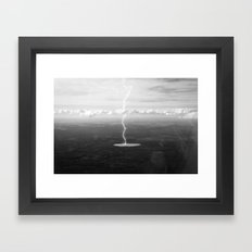 Eureka! Framed Art Print
