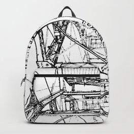 Ferris Wheel, Vienna Backpack