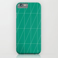 Emerald Triangles by Friztin Slim Case iPhone 6s
