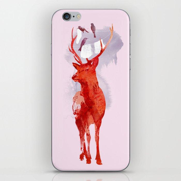 Useless Deer iPhone Skin