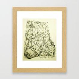 Ubiquitous 2 Framed Art Print