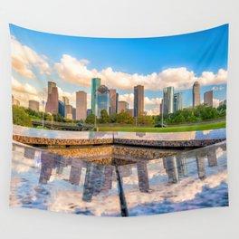 Houston 02 - USA Wall Tapestry