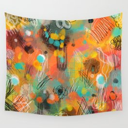 Hey love Wall Tapestry