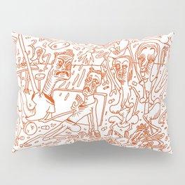 BARFIGHT! Pillow Sham