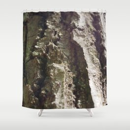 Natural Texture Shower Curtain