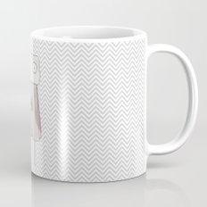Robot superhero Coffee Mug