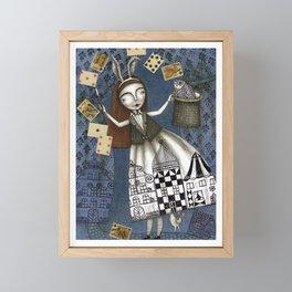 The Magic Act Framed Mini Art Print