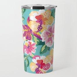 Lovely Flowers Travel Mug
