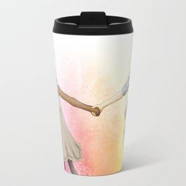 Nomi and Amanita Travel Mug