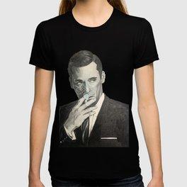 Don Draper's Blue Smoke T-shirt
