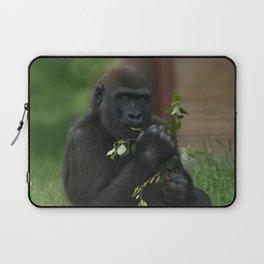 Cheeky Gorilla Lope Laptop Sleeve