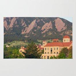 University of Colorado - Boulder Rug