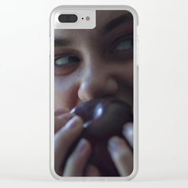 Unhinged Clear iPhone Case