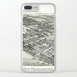New Kensington 1896 Clear iPhone Case