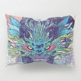 Spectral Cat Pillow Sham