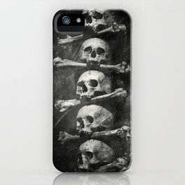 Once Were Warriors VI. iPhone Case