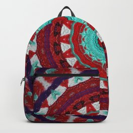 ROUND AND ROUND WE GO Backpack