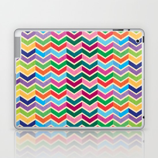 Zig Ah! Zig Ah!  Laptop & iPad Skin