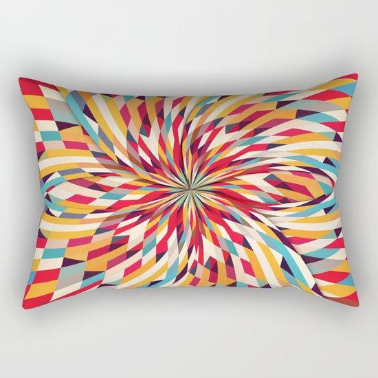 In Flower Rectangular Pillow
