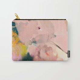 abstract floral inspiration Carry-All Pouch