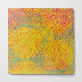 Abstract No. 221 Metal Print
