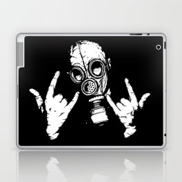 Devil Horns Laptop & iPad Skin