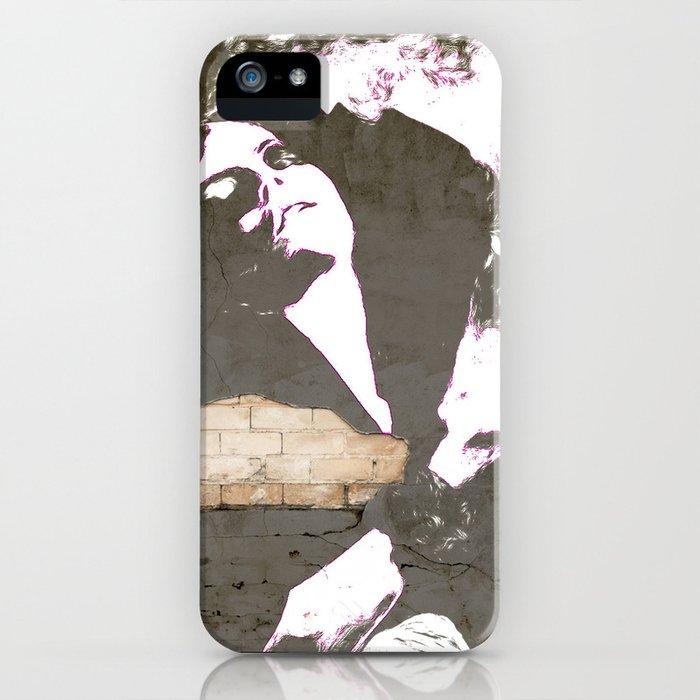 Street madona iPhone Case