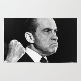 Richard Nixon Mad Rug
