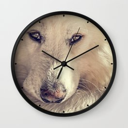 Honey Dew Wall Clock