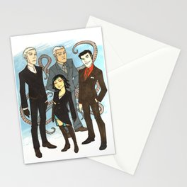 Suits Stationery Cards